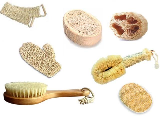spazzolatura a secco per la cellulite