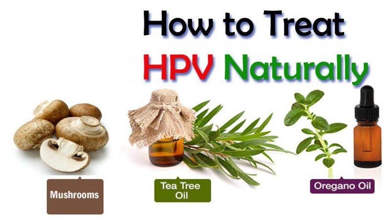 hpv rimedi naturali