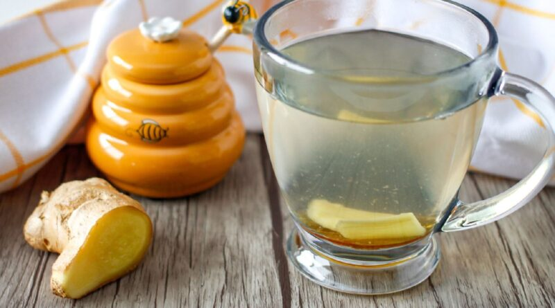 Benefici per la salute del tè allo zenzero