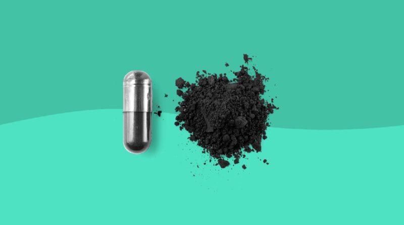 I 7 principali benefici per la salute del carbone attivo